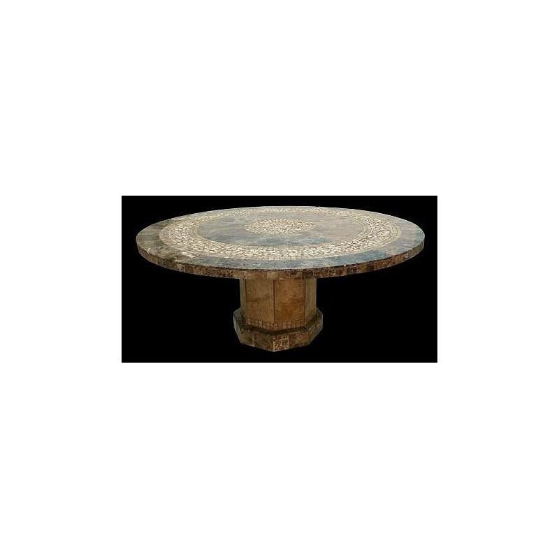 Rimini Round Coffee Table