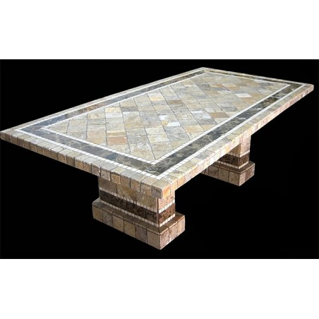 """24"""" Round x 3/4"""" Thick Clear Glass Top"""