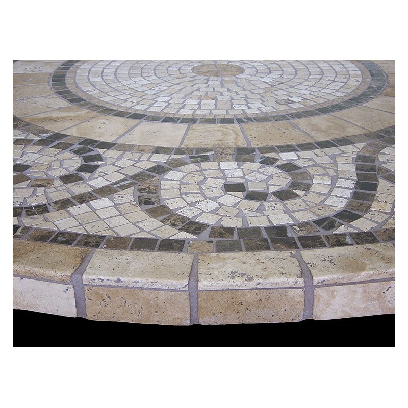 Frances Mosaic Table Top