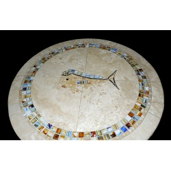 Selena Mosaic Table Top