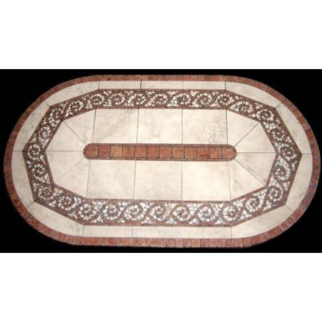 Barcelona Mosaic Table Top