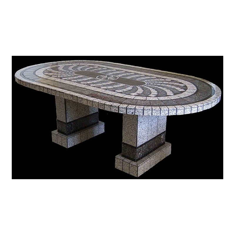 Liann Mosaic Table Top