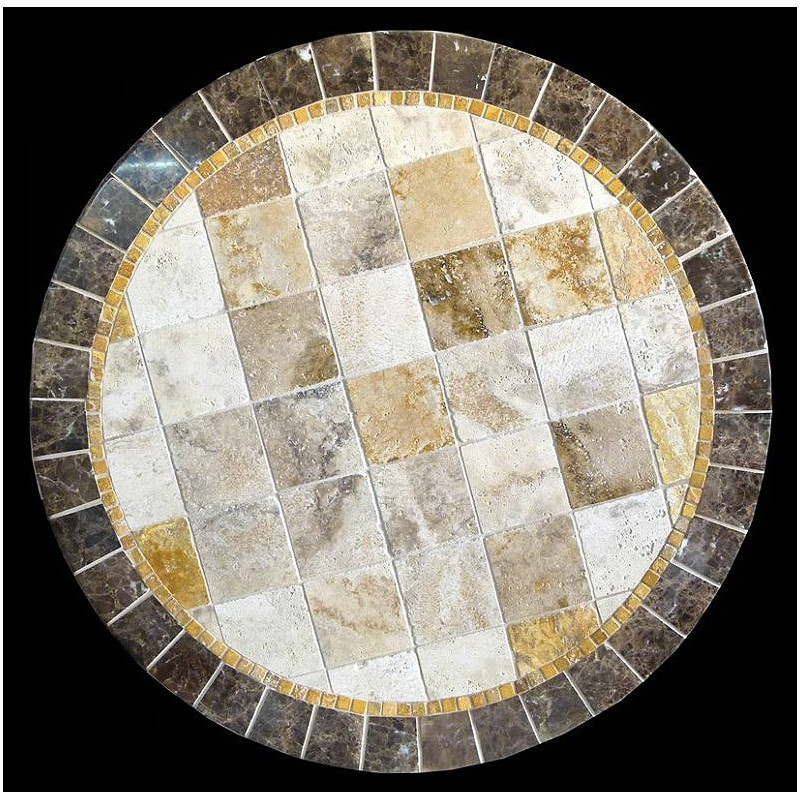Monaco Mosaic Table Top