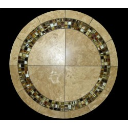 Sunshine Mosaic Table Top