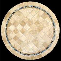 Vermont Mosaic Table Top