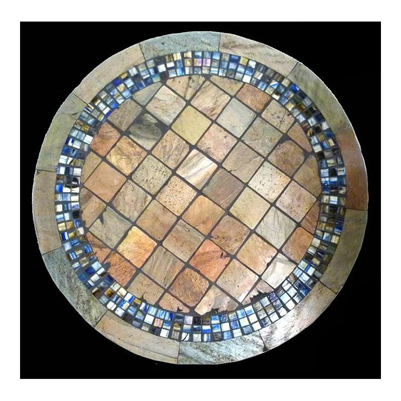 Colorado Mosaic Table Top
