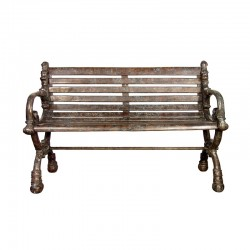 Bronze Garden Bench