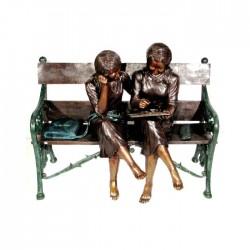 Bronze Girl Artists on...