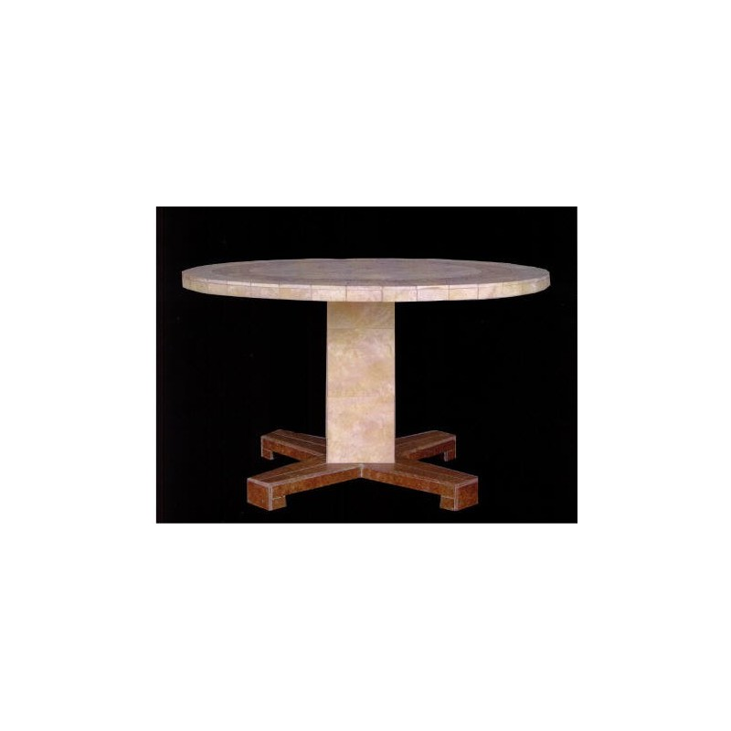 Aspen Mosaic End Table Base