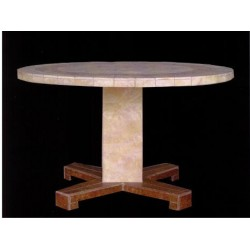 Aspen Mosaic Dining Table Base