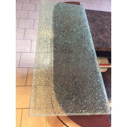 Crackle Glass - Custom Sizes and Shapes