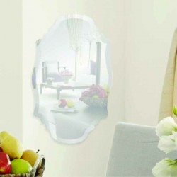"Harmony 22"" x 36"" Frameless Beveled Mirror"