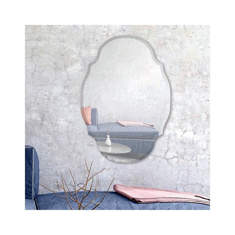 """Imperial 24"""" x 36"""" Frameless Beveled Mirror"""