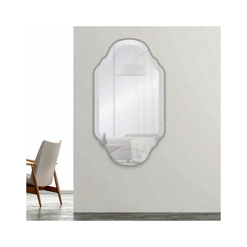 "Fairfax 22"" x 40"" Frameless Beveled Mirror"