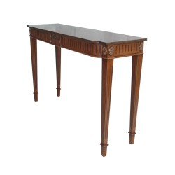 Adam Classic Console, Hallway or Serving Table - Side View