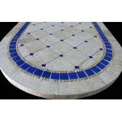 Azul Mosaic Table Top