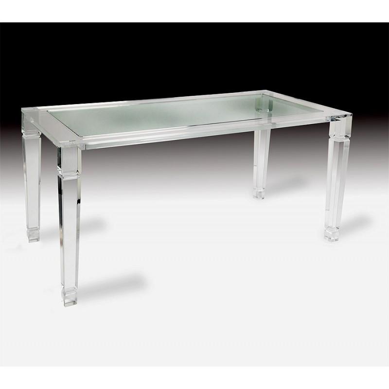 Richard Acrylic Dining Table