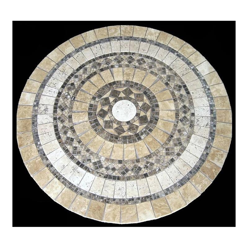 Canyon Mosaic Table Top