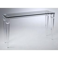 Spain Acrylic Console Table