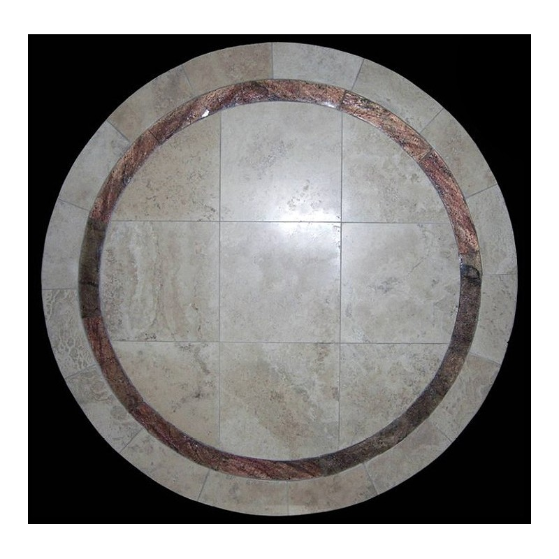 Alberta Mosaic Table Top