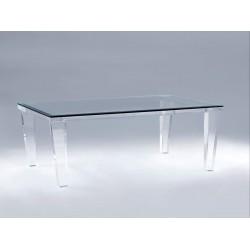 Lyon Acrylic Coffee Table