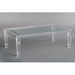 Venice Acrylic Coffee Table