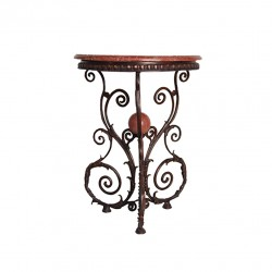 Bronze Classical Accent Table