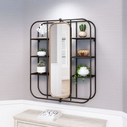 My Mirror with Shelves