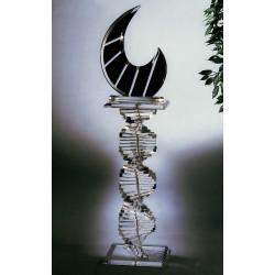 Moon Acrylic Sculpture