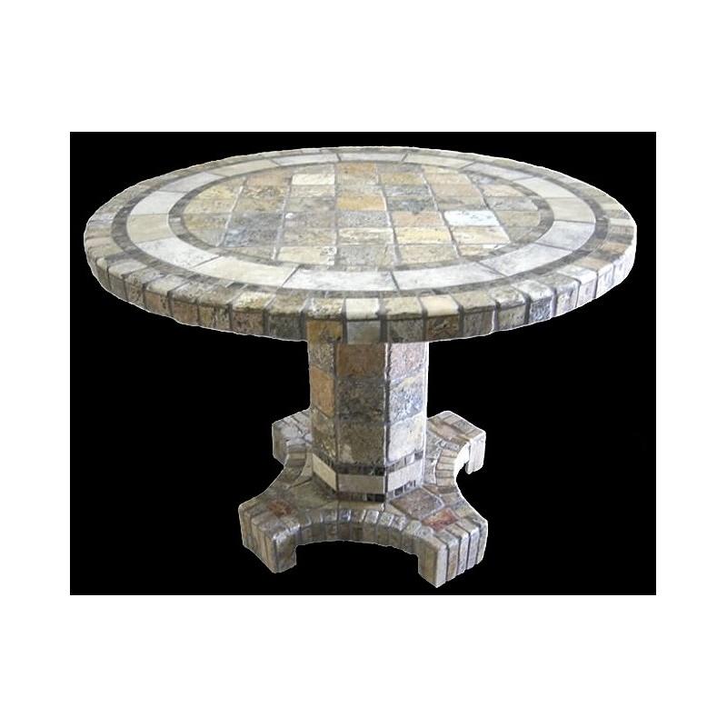 Rio Agea Stone Tile Dining Table