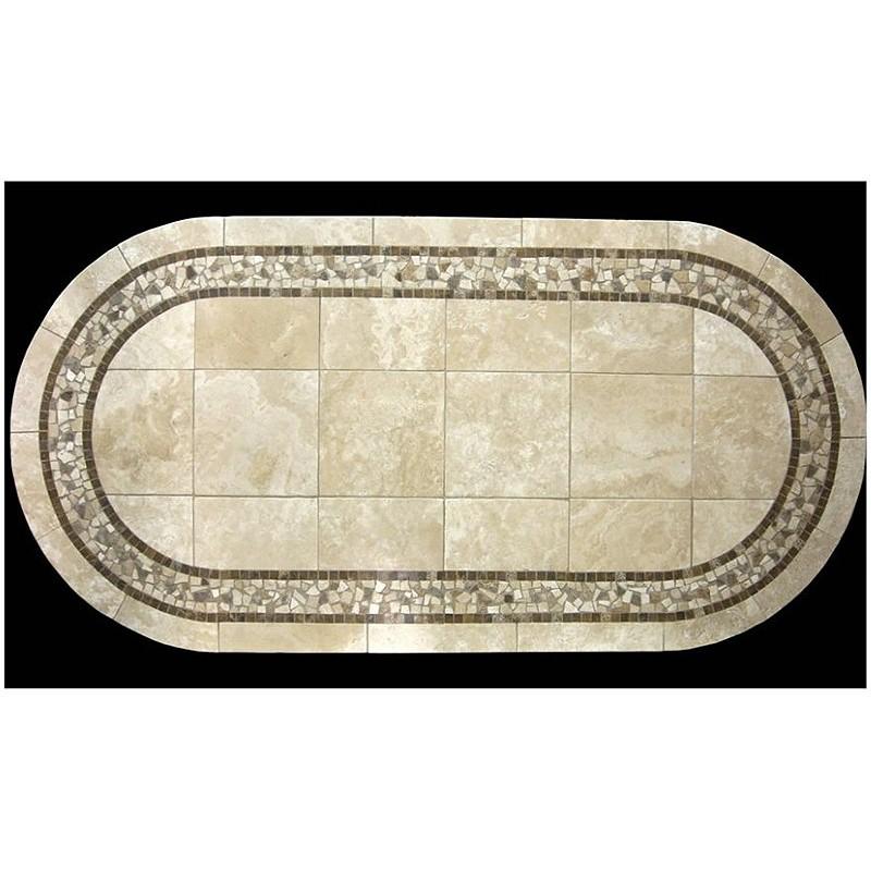 St Thomas Mosaic Table Top