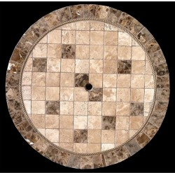 Carmona Mosaic Table Top