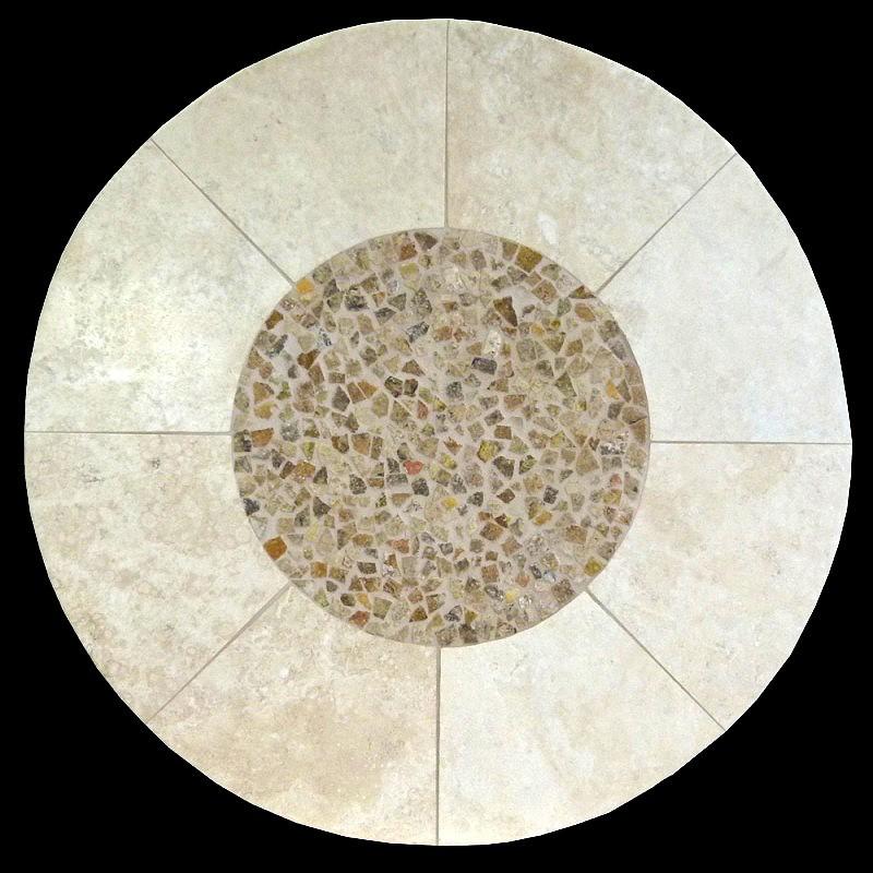 Amalia Mosaic Table Top